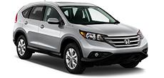 Honda CRV or similar