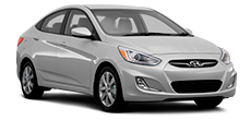 Hyundai Accent ou similar