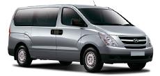 Hyundai H1 or similar