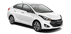 Hyundai HB20S or similar
