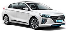 Hyundai Ioniq Hybrid ou similar