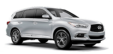 Infiniti QX60 or similar