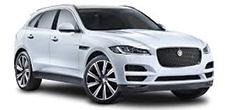 Jaguar F-Pace or similar