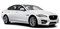 Jaguar XF R-Sport or similar