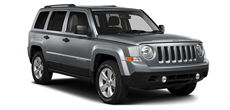 Jeep Patriot  ou similar