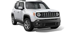Jeep Renegade or similar