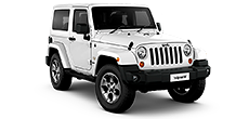 Jeep Wrangler or similar