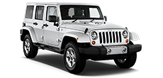Jeep Wrangler Unlimited  or similar