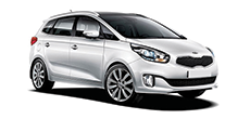 Kia Carens ou similar