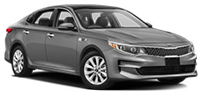 Kia Optima K5  or similar