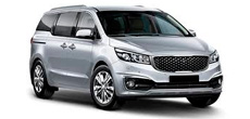 Kia Carnival or similar