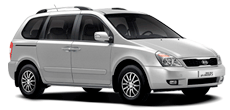Kia Grand Carnival or similar