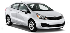Kia Rio Sedan or similar