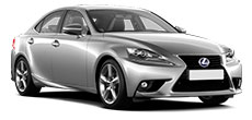 Lexus IS 300H Hybrid or similar