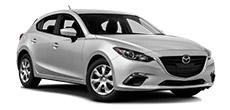 Mazda 3 sedan or similar