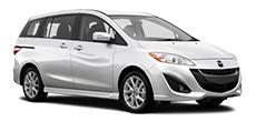 Mazda 5 or similar