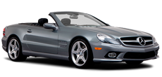 Mercedes Benz SLK Convertible or similar