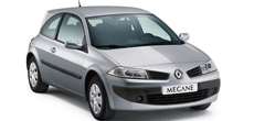 Renault Megane Auto or similar