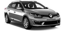 Renault Megane SW or similar