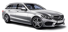 Mercedes-Benz C Class SW Diesel ou similar