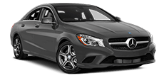 Mercedes Benz CLA or similar