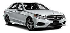 Mercedes Class E or similar
