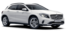 Mercedes GLA ou similar