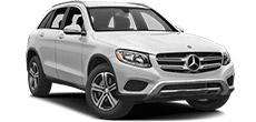 Mercedes-Benz GLC-Class or similar