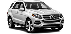Mercedes-Benz GLE ou similar