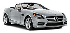 Mercedes Benz Slk200 or similar