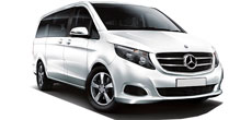 Mercedes-Benz V Class or similar