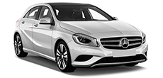 Mercedes A Class or similar