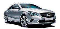 Mercedes-Benz CLA ou similar