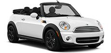 Mini Cooper Cabrio or similar