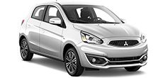 Mitsubishi  Mirage or similar