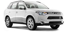 Mitsubishi Outlander or similar
