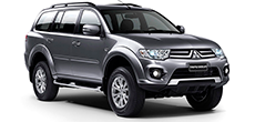 Mitsubishi Pajero or similar