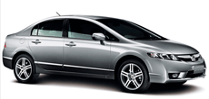 Honda Civic ou similar