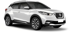 Nissan Kicks ou similar