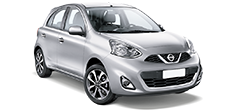 Nissan March ou similar