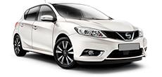 Nissan Pulsar or similar