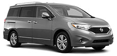 Nissan Quest ou similar