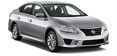 Nissan Sunny ou similar