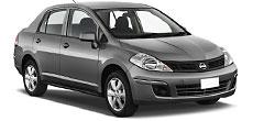 Nissan Tiida or similar
