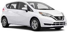 Nissan Versa Note or similar