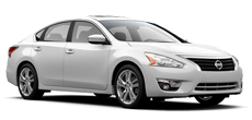 Nissan Altima or similar