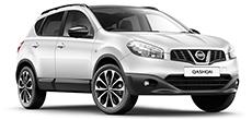 Nissan Quashqai or similar