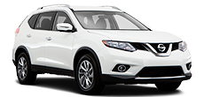 Nissan Rogue or similar