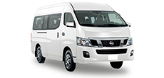 Nissan Urvan or similar