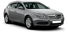 Opel Insignia STW or similar